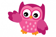 owl-pink